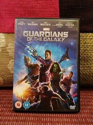 Guardians of the Galaxy (DVD) Marvel