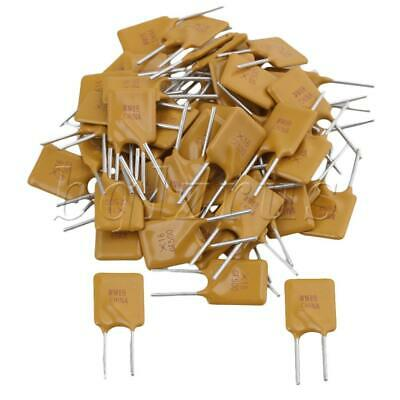 50PCS Resettable Fuse 5A RGEF500 GF500 16V PTC Polyswitch Polyfuse