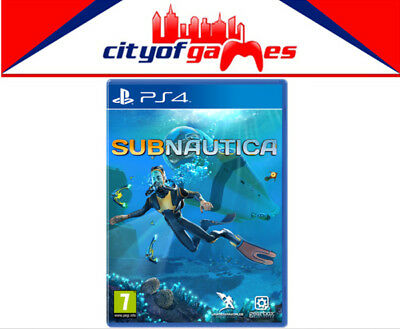 Subnautica PS4 Game New & Sealed In Stock