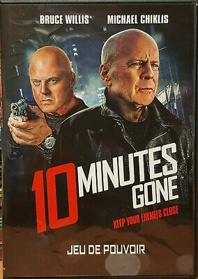 10 Minutes Gone (DVD 2019)
