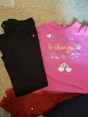 Girls Outfit 10 Yrs