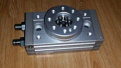 SMC EMSQB50A Rotary Actuator with Table