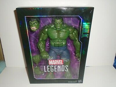 Hasbro Marvel Legends Series 14.5 Inch Hulk Figure New In Box