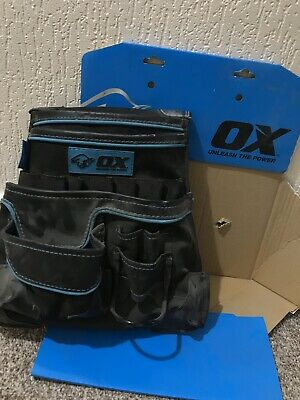 Ox Tools Heavy Duty Tool Pouch RRP 44.99