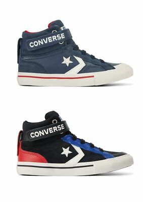 Converse Pro Blaze Strap High Top Leather Kids