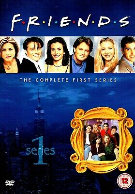 [DISCS ONLY] Friends - Complete Season 1 DVD TV Series One