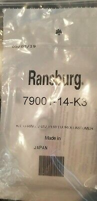 Ransburg Devilbiss   O Ring  Kit 79001-14-K3  (3 Pack)
