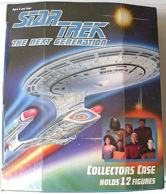 Star Trek>The Next Generation>Collectors Case For 12 Figures>Tara #20910>1993