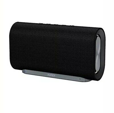 AUKEY Eclipse Bluetooth Speaker 20W with 12 Hours Playtime, Enhanced Bass with D