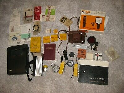 Vintage Miscellaneous Camera Equipment