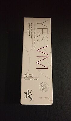 YES®  VM Natural Organic Vaginal Moisturising Gel 100ml