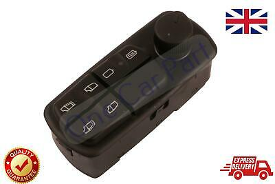 Window Main Control Switch for Mercedes Trucks Axor Atego 1998-2011 Onwards