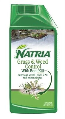 Natria  Grass and Weed Control  Concentrate  32 oz.