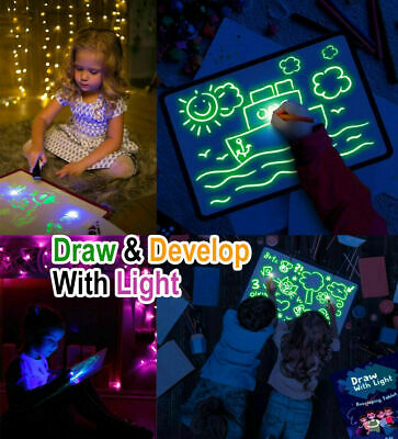 Bae Draw Light Pro™ Developing Tablet Nano Magic Board