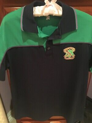 Parade College Sport Polo size 14
