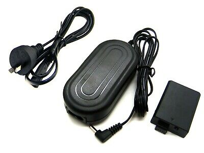 7.4V 2A AC Power Supply Adapter For Canon EOS 450D EOS 500D EOS 1000D Brand New