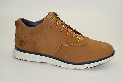 Details about Timberland Mens A1GAK Navy Blue Killington Half Cab Size 9M Leather Sneakers