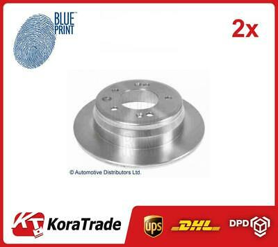 Front Brake Discs Dimpled Grooved /& Pads Jeep Patriot 2.0 CRD 07//07