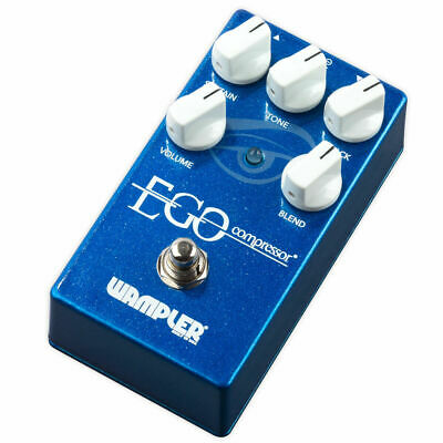 Wampler EGO Compressor Guitar Compact Effects Pedal - Opened Box, Immaculate