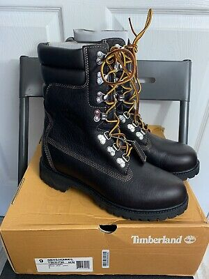BNIB Mens TIMBERLAND 40 BELOW WNTR EXTR SUPER BOOT Hazel Brown TB0A173H LIMITED