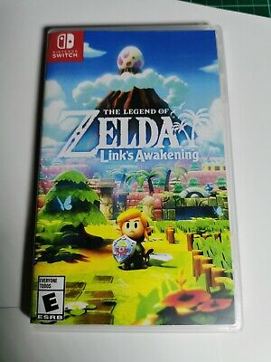 Nintendo Switch Replacement Box Case The Legend Of Zelda