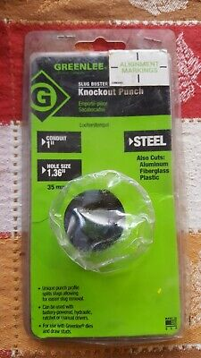 """Greenlee 721-1P 1"""" Conduit-Size Slug-Buster Replacement Punch (5772)"""
