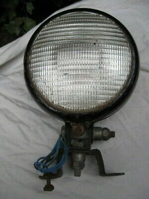 Classic Hella 8-28535 Hand Adjustable Auxillary Spot Lamp.tractor/Boat/Commerial