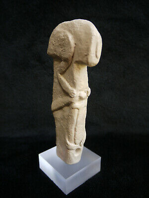 KILISIK ANTHROPOMORPH scale replica Gobekli Mesolithic Neolithic Turkey Syria