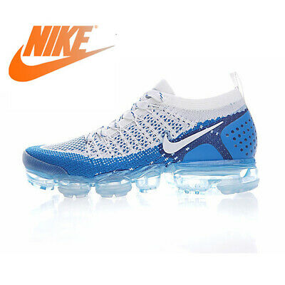 Authentic NIKE AIR VAPORMAX FLYKNIT 2 Mens Running Shoes Sneakers Breathable