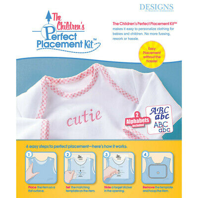 Children s Perfect Placement Kit