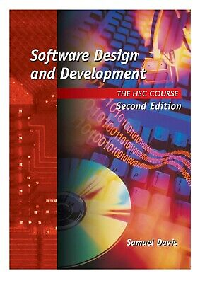 9780980874921 Software Design and Development - The HSC Course 2ed (PDF Only)