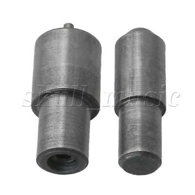 Silver and Black Electric Eyelet Dies Mould for 80# Machine Set Eyelet Tools