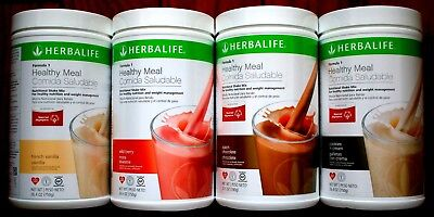 Herbalife Formula 1 Healthy Meal Nutritional Shake Mix: 750 g (Multi Flavors)