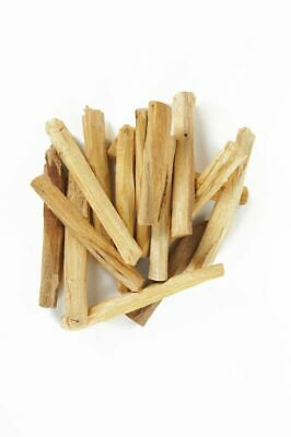 """Palo Santo Wood 25 Stick Lot, 4"""" long (Incense Smudging, Cleansing), from Peru"""