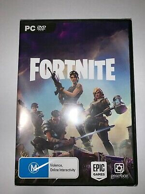 Fortnite (PC) Brand New Sealed Physical Copy Game