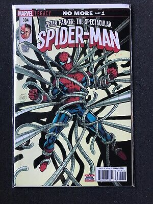 Marvel Comics Legacy Peter Parker The Spectacular Spider-Man #304