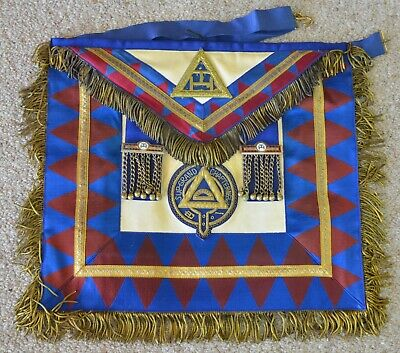 `Supreme Grand Chapter of NSW - Royal Arch Grand Chapter Apron