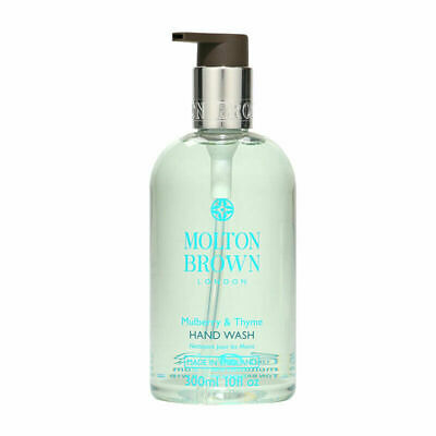 2 x Molton Brown Mulberry & Thyme Hand Wash 300ml