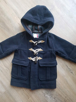 Cotton On Kids Duffle Coat