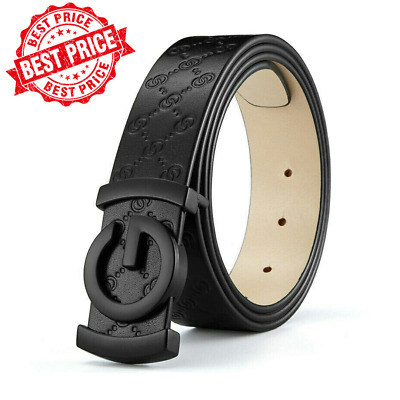 Men Luxury Belt Genuine Leather_Designer Belts For Men High Quality Fashion