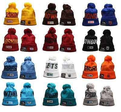 NWT 2019 New Era NFL Sideline Road Official Sport Knit Hat Beanie