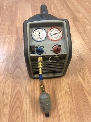 ROBINAIR RG3 Refrigerant Recovery Machine EXCELLENT CONDITION