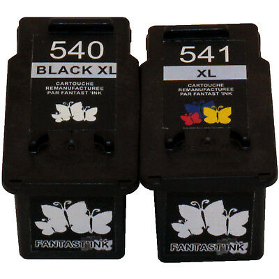 Cartouches encre compatibles imprimante Canon MG450 SERIES ( PG540 XL CL541 XL )
