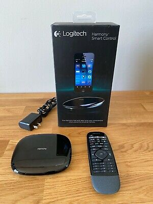 Logitech Harmony Smart Remote Control All In One