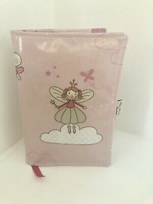 A5 Diary Cover,Journal Cover,Nurses Diary Cover,Fairies Oilcloth
