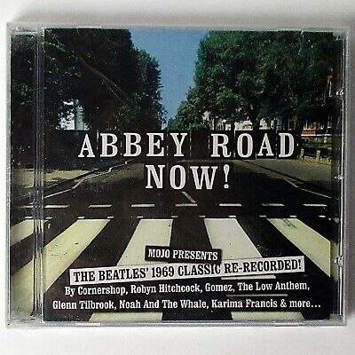 Mojo Presents - Abbey Road Now! (CD, 2009) Beatles Classic Re-Recorded - Sealed