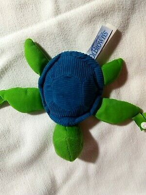 Dr. Brown's Timmy The Turtle Lovey Pacifier and Teether Holder-PREOWNED