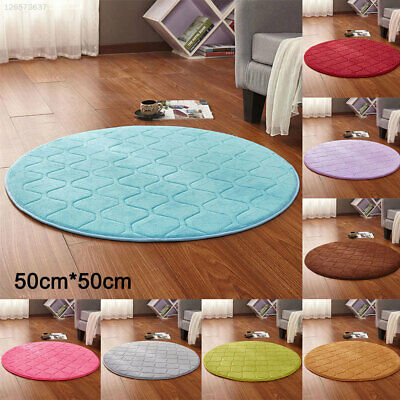 621B Coral Wool Mat Kneel Room Multifunctional Cusions
