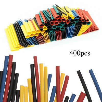 Heat Shrink Tube Terminal Connector Electrical Wire Crimp Assortment Kit