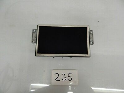 Peugeot 407 Bildschirm Display Navigationssystem 9661375880 235025